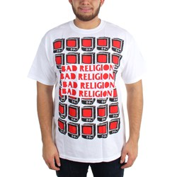 Bad Religion - Mens TV's T-Shirt