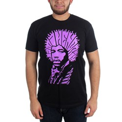 Jimi Hendrix - Mens Hair Type T-Shirt