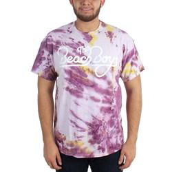 The Beach Boys - Mens Classic Logo Tie Dye T-Shirt