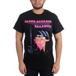 Black Sabbath - Mens Paranoid Motion Trails T-Shirt