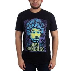 Jimi Hendrix - Mens JH Experienced T-Shirt