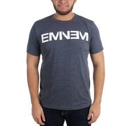 Eminem - Mens Em Navy Logo T-Shirt