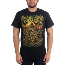 Amon Amarth - Loki Mens T-Shirt In Black