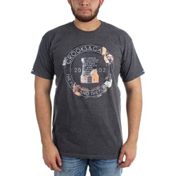 Crooks & Castles - Mens Nude Study T-Shirt
