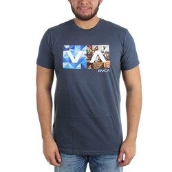 RVCA - Mens Building Balance Box T-Shirt