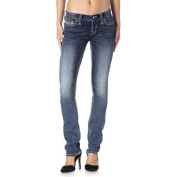 Rock Revival - Womens Hans Straight Jeans