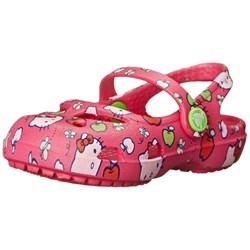 Crocs - Girls Shayna Hello Kitty Apples Clogs