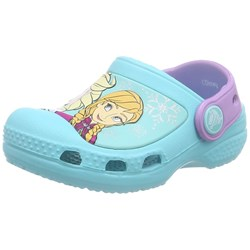 Crocs - Girls CC Frozen Clogs