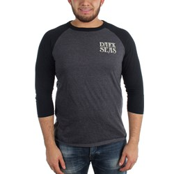 Dark Seas - Mens Prince Of The Sea II Longsleeve Raglan