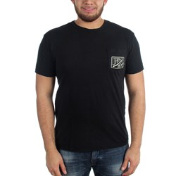 Dark Seas - Mens Endeavour Old Time Pocket T-Shirt