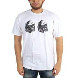Against Me - Mens Meat - White T-Shirt