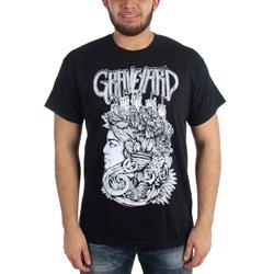 Graveyard - Mens Candles T-shirt