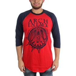 Arch Enemy - Mens Symbol 3/4 Sleeve T-Shirt