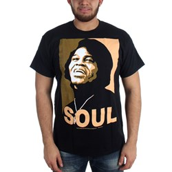 James Brown - Mens James Brown Soul T-Shirt