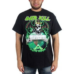Overkill - Mens King of the Rat Bastards T-Shirt