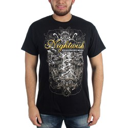 Nightwish - Mens April 22nd In The Venue T-Shirt