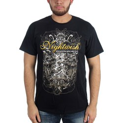Nightwish - Mens May 1st The Greek Theatre T-Shirt