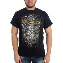Nightwish - Mens Endless Forms Most Beautiful Tour Palladium T-Shirt