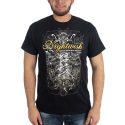 Nightwish - Mens April 19th Val Air Ballroom T-Shirt