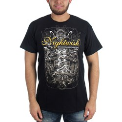 Nightwish - Mens Endless Forms Most Beautiful Tour Le Capitole T-Shirt