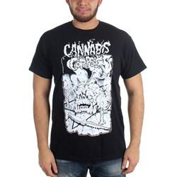 Cannabis Corpse - Mens Blunted at Birth T-Shirt
