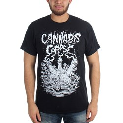 Cannabis Corpse - Mens Weedless Ones T-shirt