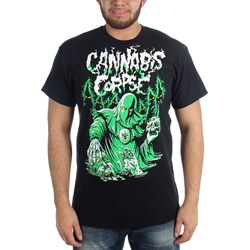 Cannabis Corpse - Mens Baptized in Bud T-Shirt