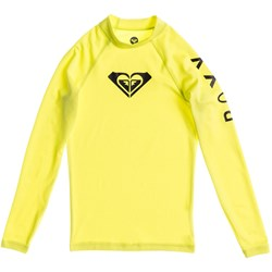 Quiksilver - Girls Whole Hearted Long Sleeve Surf T-Shirt