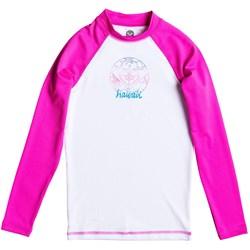 Quiksilver - Girls Aloha Roxy Long Sleeve Surf T-Shirt
