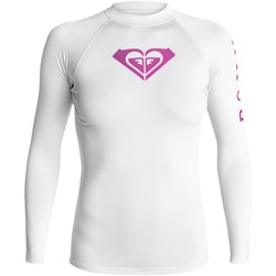 Quiksilver - Womens Whole Hearted Long Sleeve Surf T-Shirt