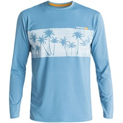 Quiksilver - Mens Chill Ls Long Sleeve Surf T-Shirt