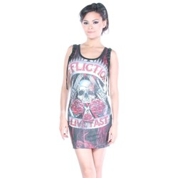 Affliction - Womens Hollow Point Dress