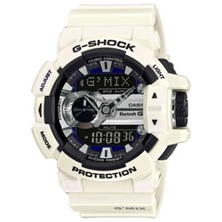 G-Shock - GBA400 Black and White Theme Watch