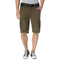 Rock Revival - Mens Military Cargo Shorts