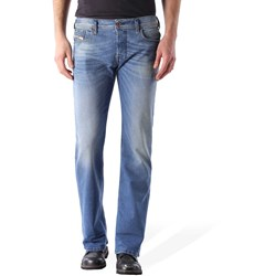 Diesel - Mens Zatiny Slim Bootcut Jeans