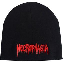 Necrophagia  - Mens Necrophagia Logo Beanie