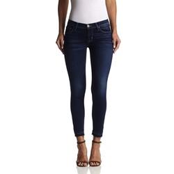 Hudson - Womens Krista Crop Super Skinny Hem Jeans