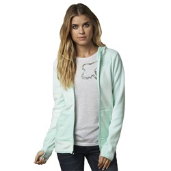 Fox - Womens Sleet Zip Hoodie