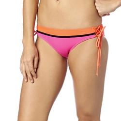 Fox - Womens Victory Lace Up Side Tie Bikini Botton