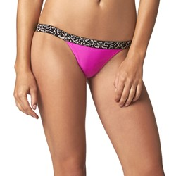 Fox - Womens Vapors Skinny Elastic Wb Bikini Botton
