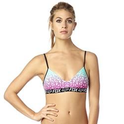 Fox - Womens Cauz Bralette Bikini Top