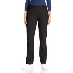 Dickies - FP602 Womens Curvy Straight Stretch Twill Pants