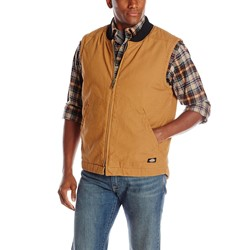 Dickies - TE240 Mens Sanded Duck Insulated Vest