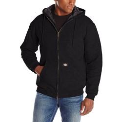 Dickies - Mens Heavyweight Quilted Fleece