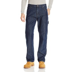 Dickies - Mens 5-Pocket Relaxed Straight Fit Jean
