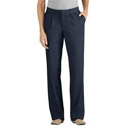 Dickies - Womens Premium Pleated Front Pant