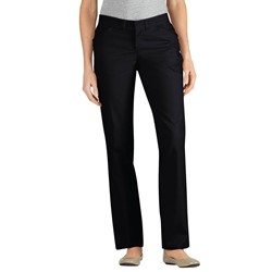 Dickies - Womens Premium Curvy Flat Front Pant