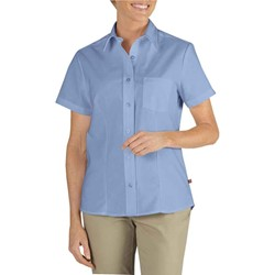 Dickies - Womens Stretch Oxford Top