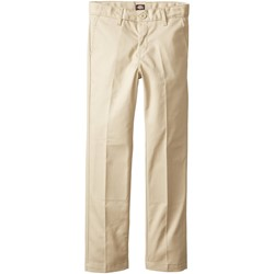 Dickies - Boys Ultimate Khaki Flat Front Pants