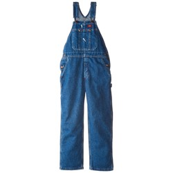 Dickies - Boys Denim Bib Overall